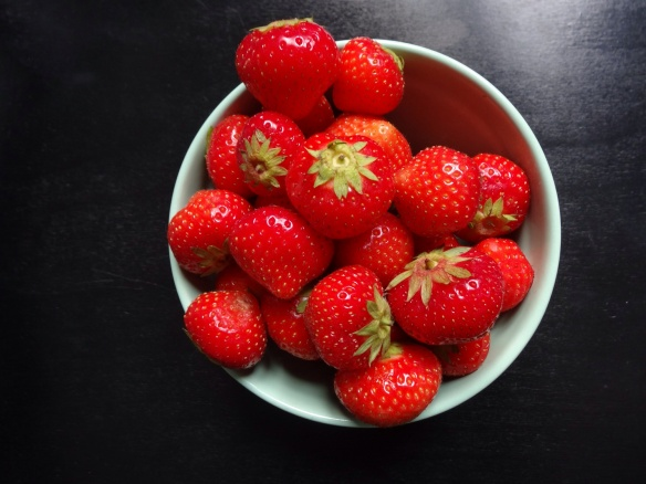 Belgium Strawberries